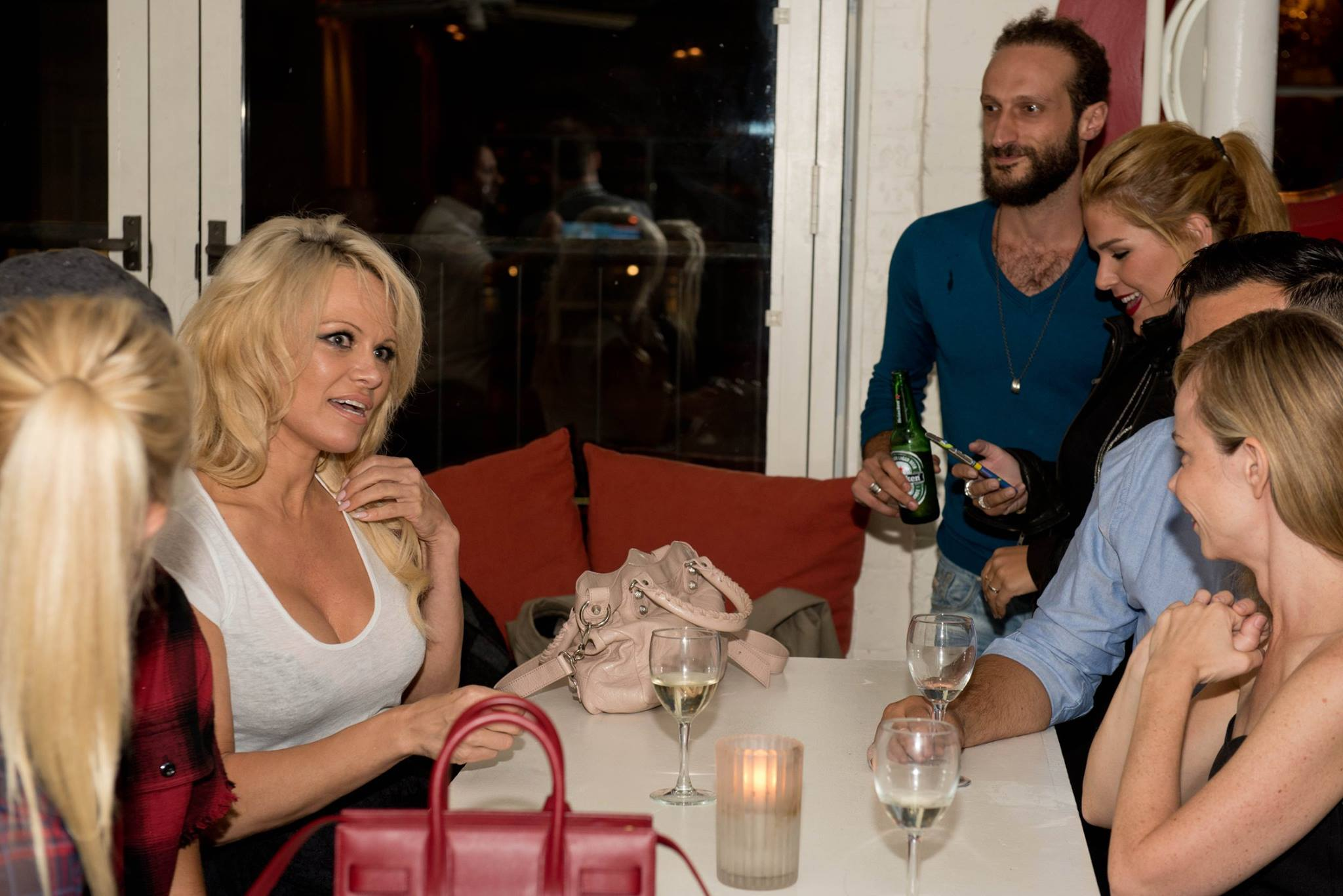 Event Venues Toronto - TIFF - Film Industry Party - Pamela Anderson in Toronto