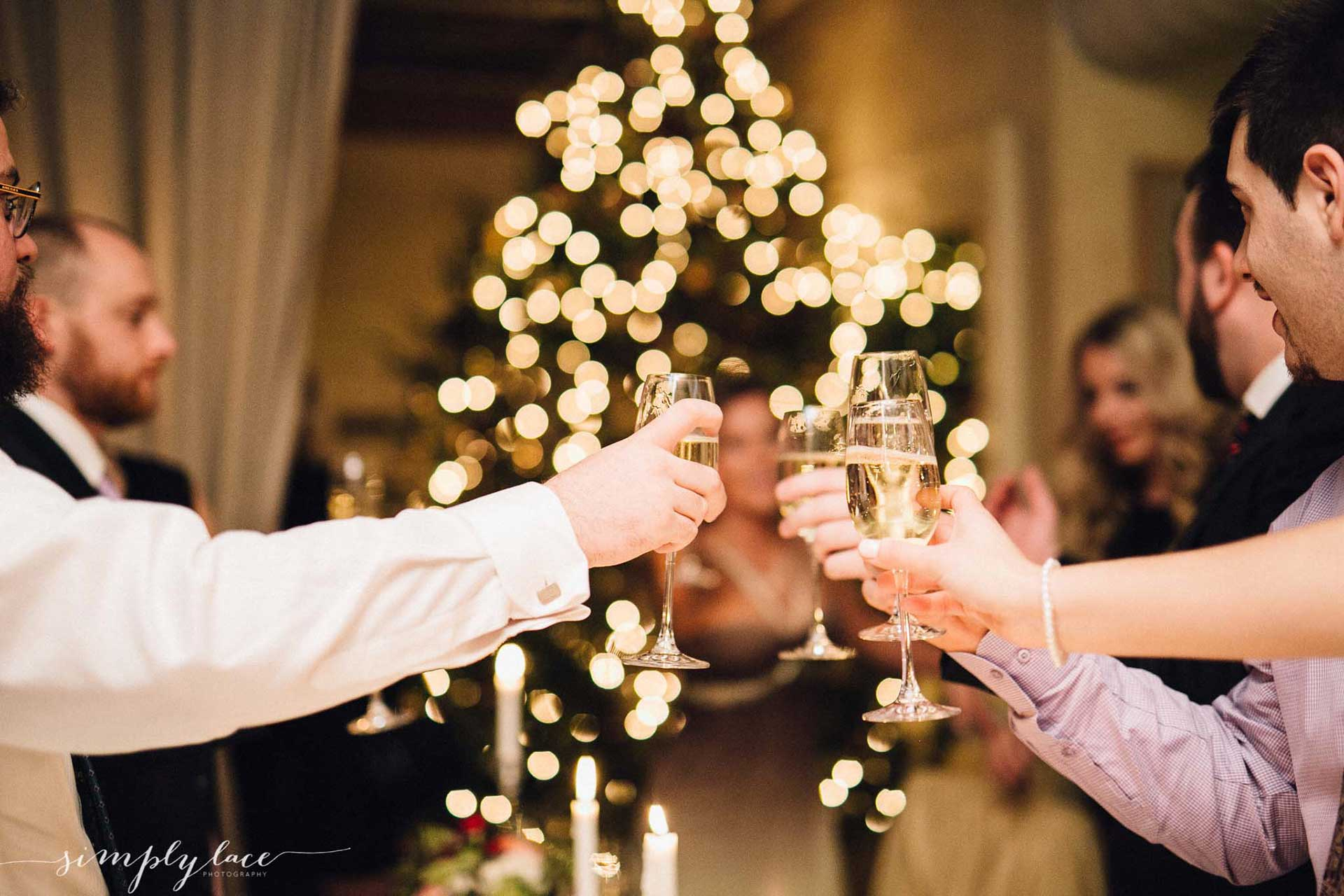 Unique Wedding Venues Toronto - Welcome Drinks with Guests
