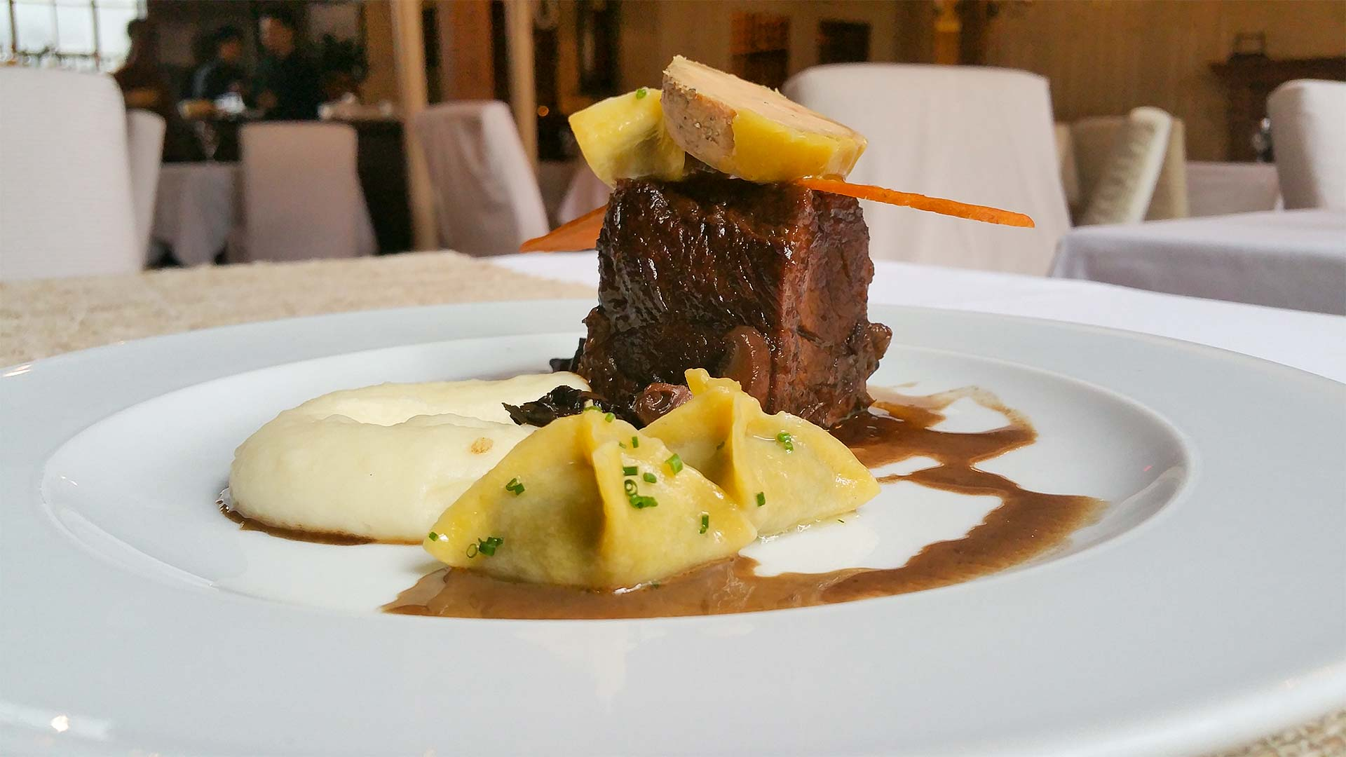 Event Catering by JP Challet Braised Beef