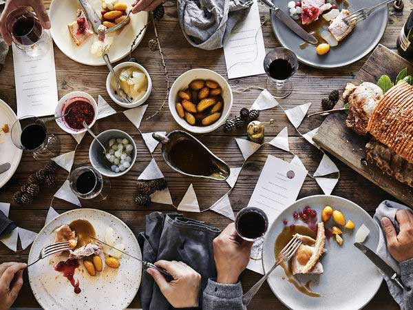 5 Ideas For A Smashing Office Holiday Lunch The Fifth Events