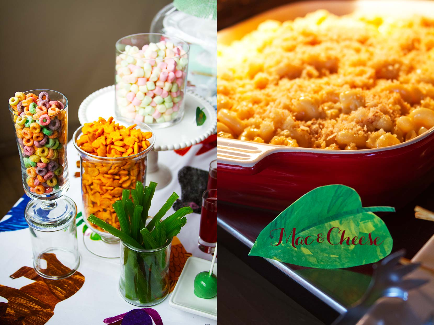 Toronto Event Venue Childrens Birthday Party Food Ideas