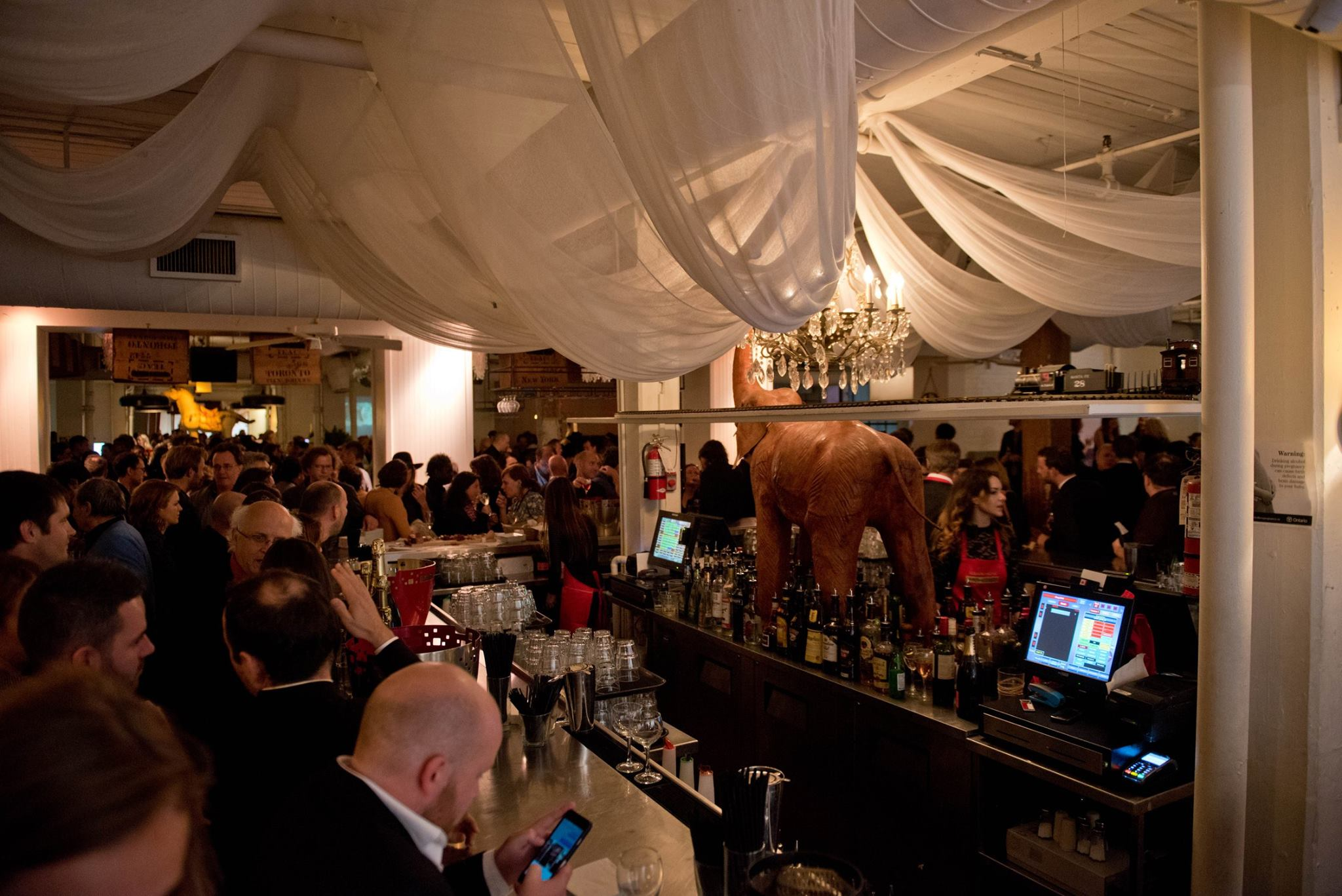 Event Venues Toronto - TIFF - Open Bar - Film Fest Party - Toronto Loft