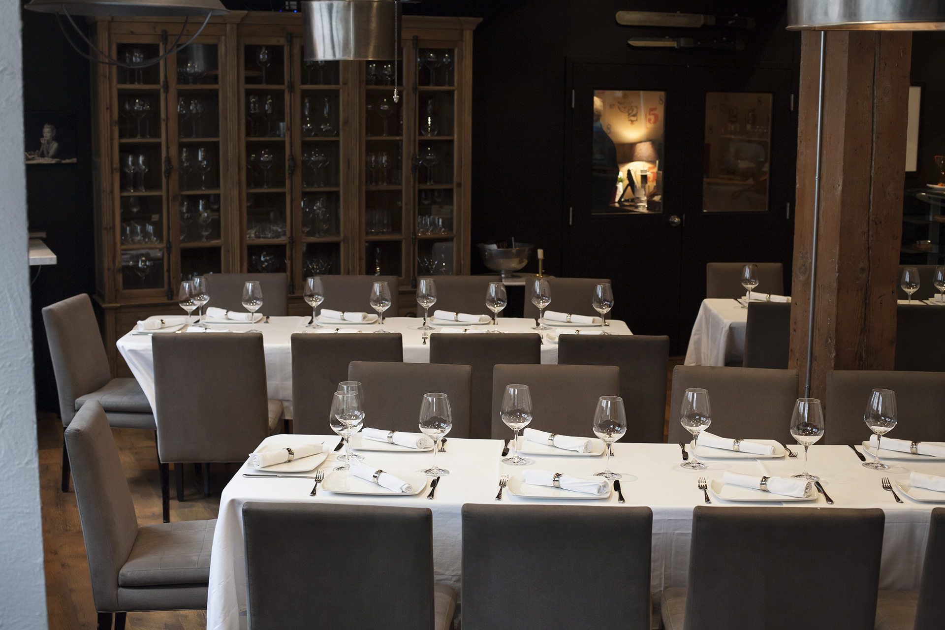 Small Wedding Venues Toronto - Private Dining Room - Intimate Wedding Reception - Group Dinner Event