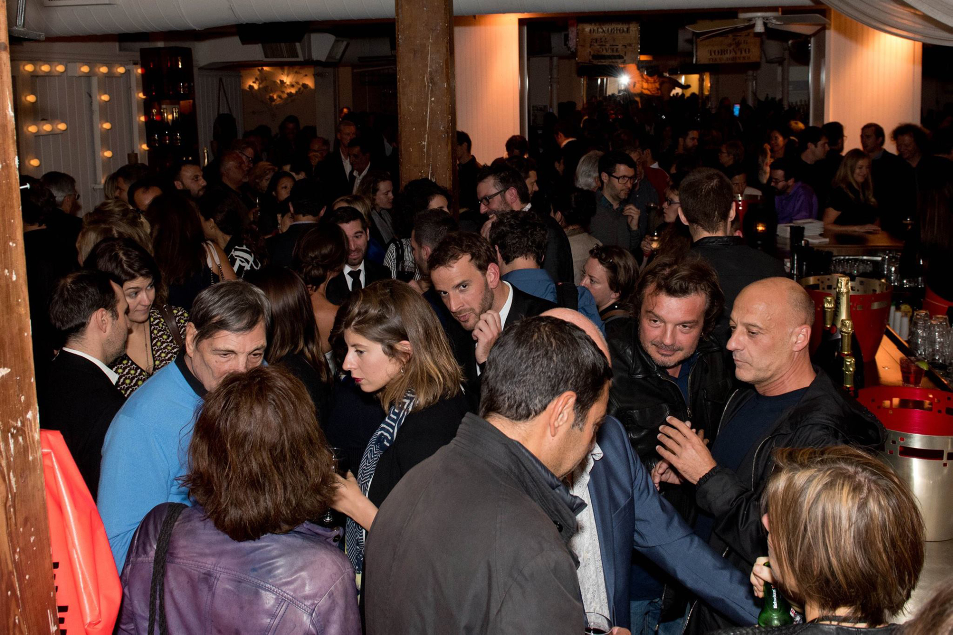 Event Venues Toronto - TIFF - Film Fest afterparty - UniFrance