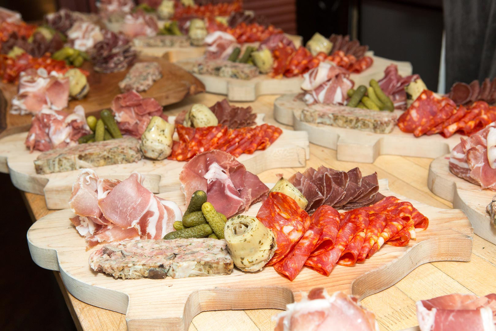 Event Catering Toronto - Cheese and Charcuterie Board