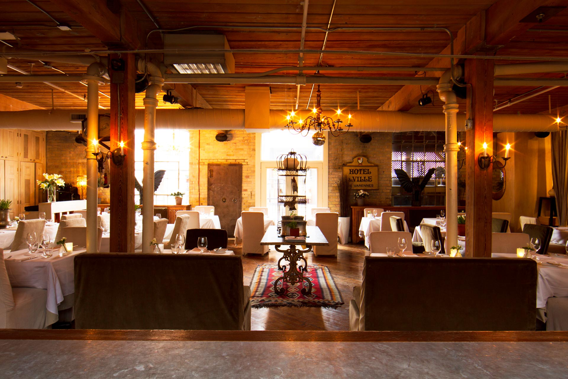 Toronto Event Venues - Private Dining Room - Toronto Wedding Venues