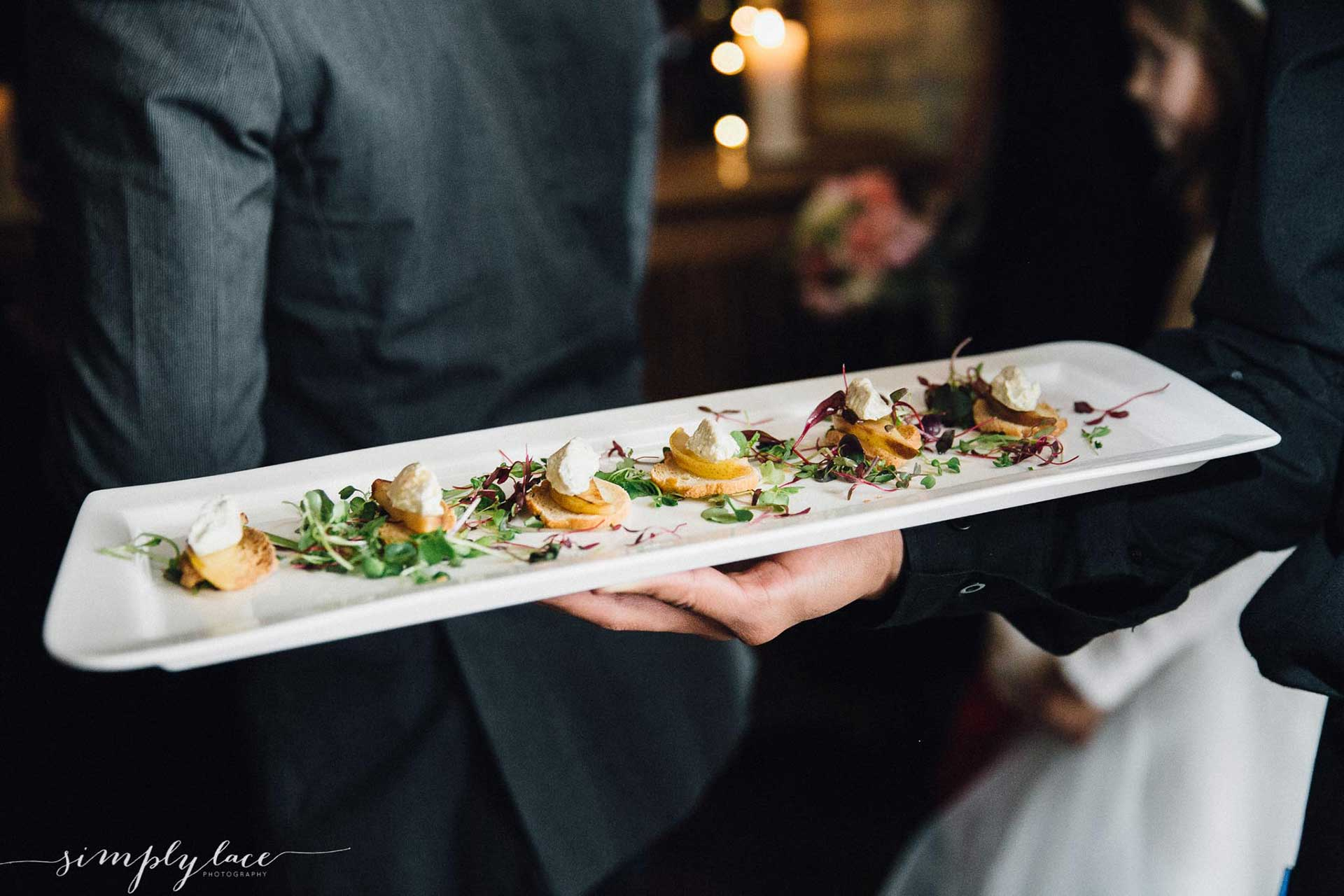 Unique Event Venues Toronto - Catering Passed Hors D'Oeuvres