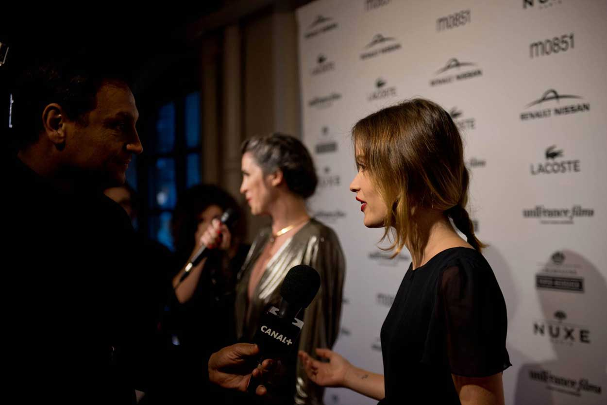 Industry Event Venues Toronto - TIFF party for UniFrance - Red Carpet