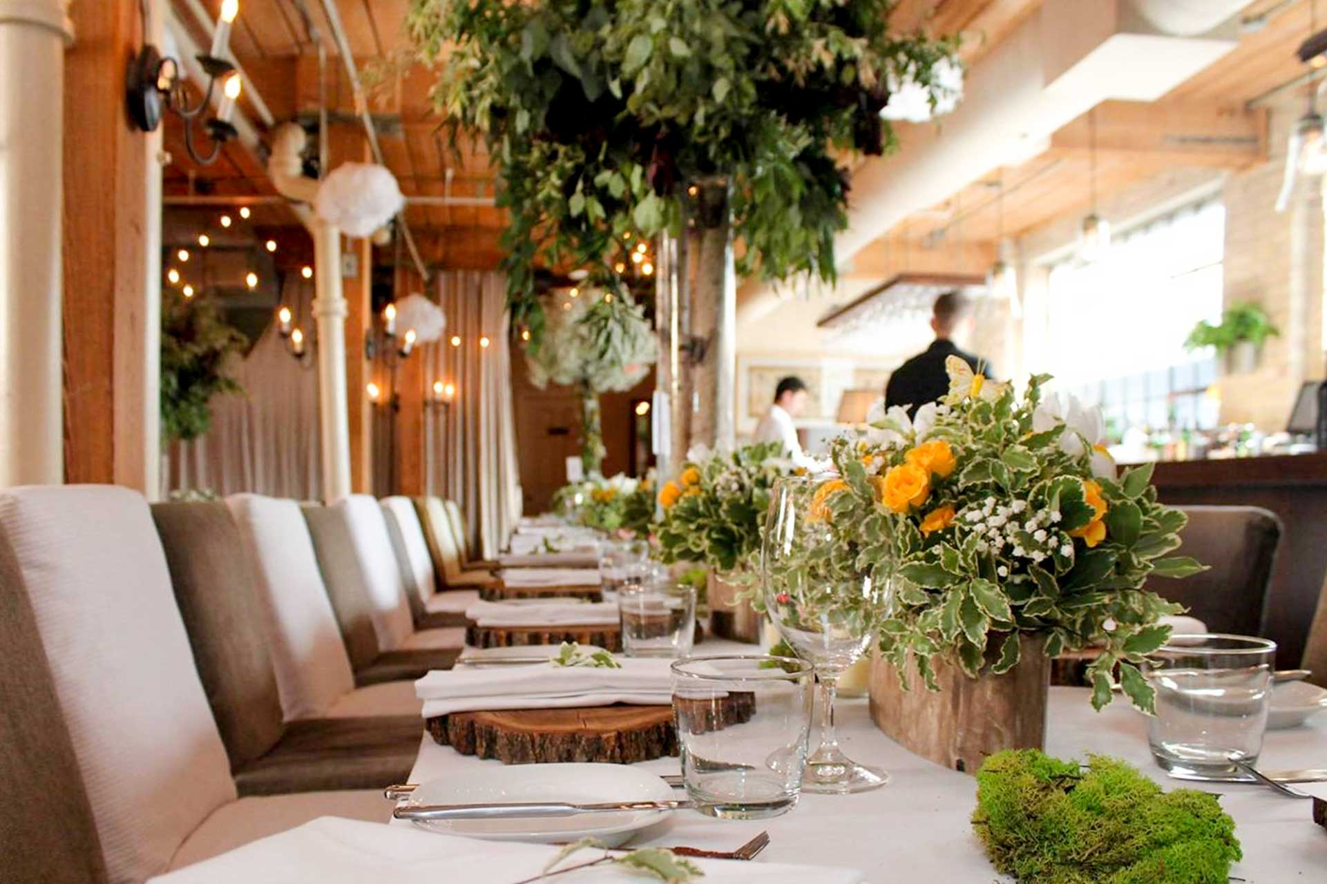 Toronto Unique Private Dining Venue Social Events