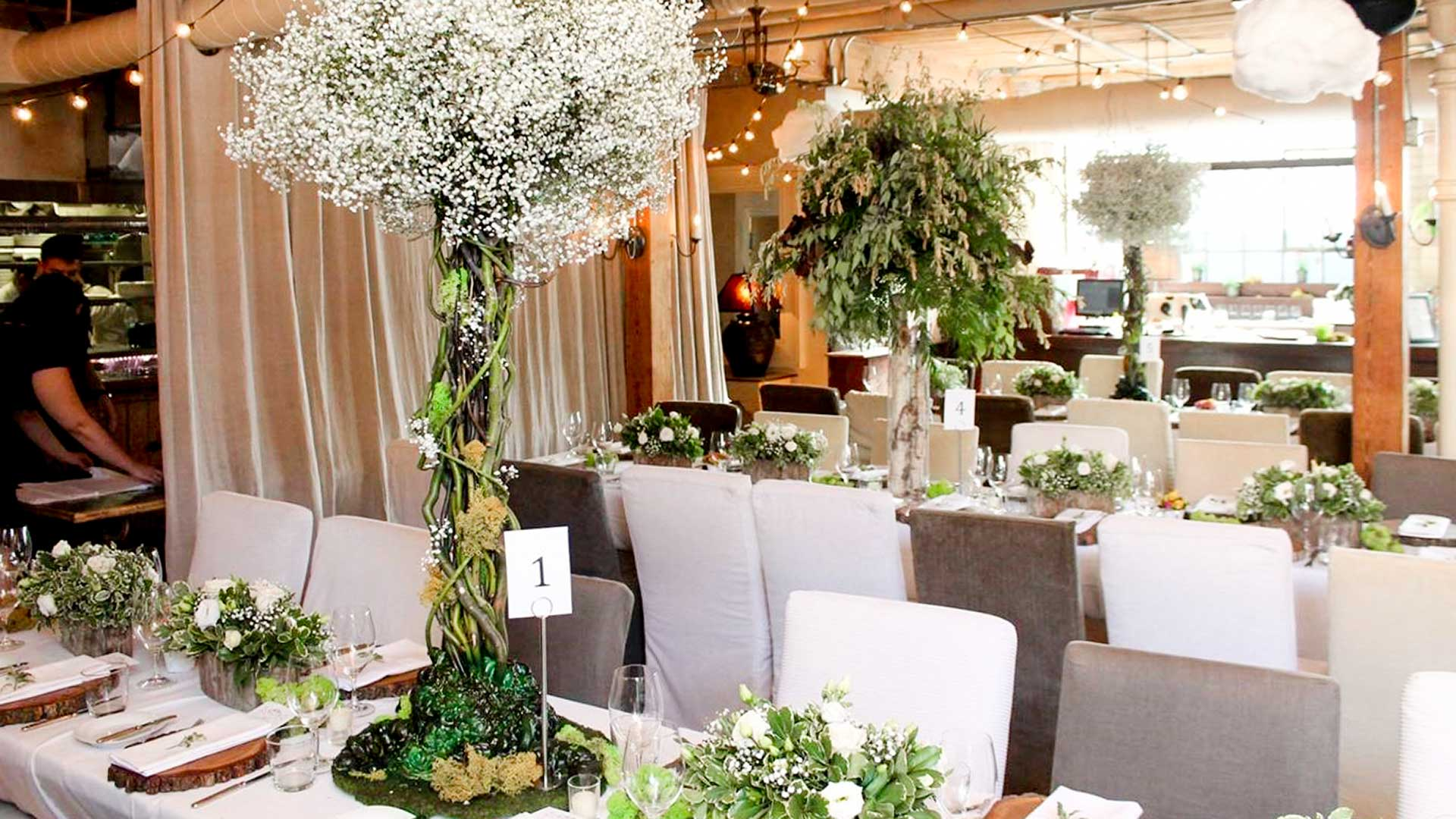 Unique Private Dining Room Toronto Social Gathering Bar Mitzvah