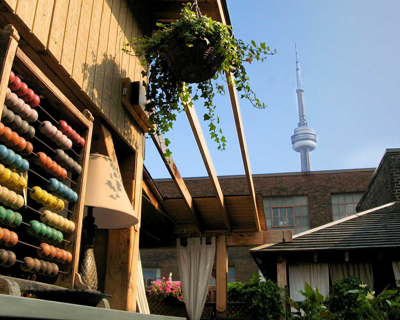 Unique Rooftop Event Venue Toronto for Summer Patio Parties