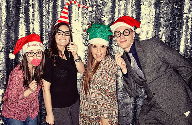 office holiday party